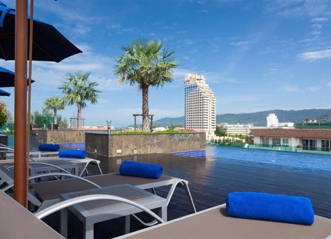 Hôtel Best Western Patong Beach 3* sup - 1