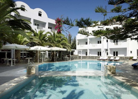 Afroditi Venus Beach Hôtel & Spa 4* - Arrivée Santorin - 1