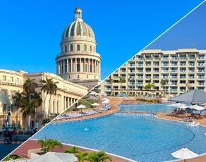 Combiné Découverte Cubaine Havane-Varadero au Club Coralia Melia Marina Varadero 5* - 1