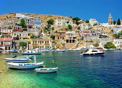 Périple depuis Rhodes 2 îles en 1 semaine - Rhodes et Symi en 4* - 1
