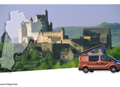 Road Trip en Van Aménagé : La Dordogne - 1