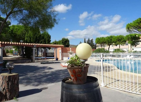 Camping International du Roussillon, 3* - 1