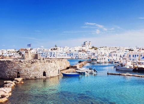 Périples dans les Cyclades - Mykonos, Paros et Santorin en 4* - Arrivée Athènes - 1