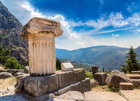 Autotour les Trésors de la Grèce en 3* ou 4* - 1