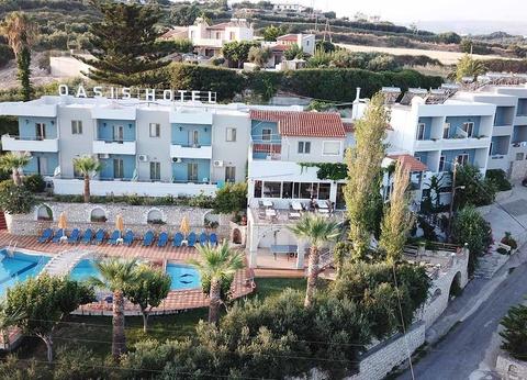 Hôtel Oasis Scaleta 2* sup - 1