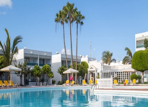 Hotel Oasis Lanz Beach Mate 4* - 1