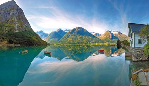 Circuit Au Coeur de la Norvège - 1