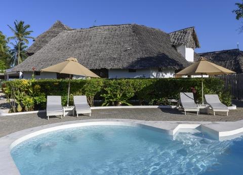 Hôtel Dhow Inn Zanzibar 4* - 1