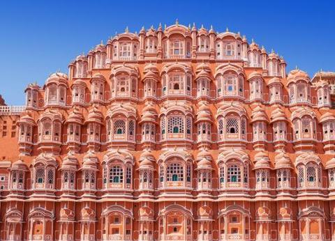 Circuit Trésors du Rajasthan + extension Bénarès 3* - 1