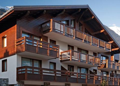 Résidence Lagrange  Les Chalets du Mont Blanc 3* - 1