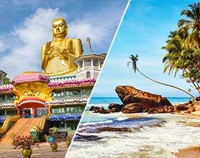 Circuit Les Incontournables du Sri Lanka et Extension Anantaya Resort & Spa 5*nl - 1