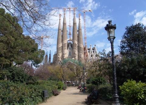 Hôtel Sagrada Familia 3* - 1