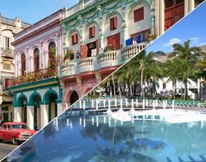 Combiné Découverte Cubaine Havane-Varadero au Club Coralia Melia Peninsula Varadero 5* - 1
