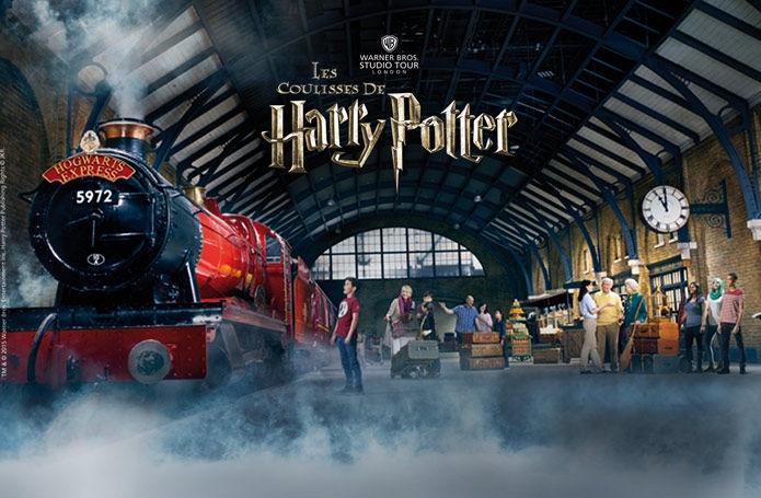 Hôtel Royal National 3* + Studio Harry Potter