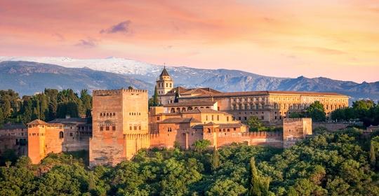 L'Espagne depuis la Castille jusqu'en Andalousie : Madrid, Tolède, Grenade et Séville - 1