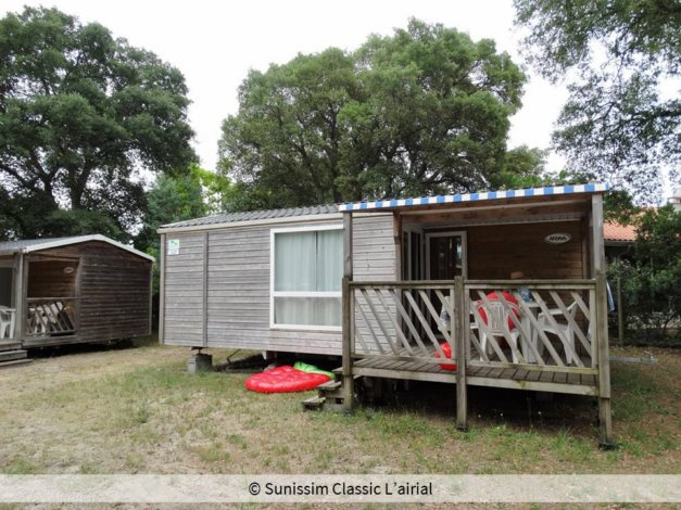France - Atlantique Sud - Soustons - Camping Sunissim L'Airial 4*