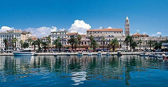 Circuit Sur les Terres Adriatiques - 1