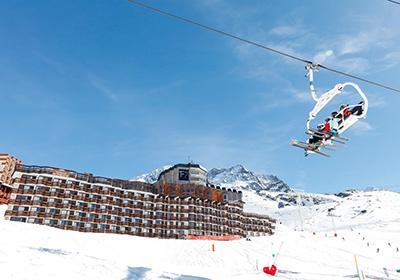 France - Alpes - Val Thorens - Résidence Tourotel (Arrivées le dimanche)