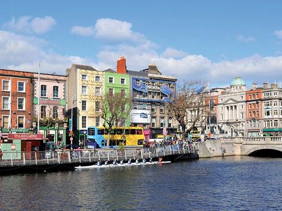 Irlande - Dublin - Circuit Saint Sylvestre Irlandaise