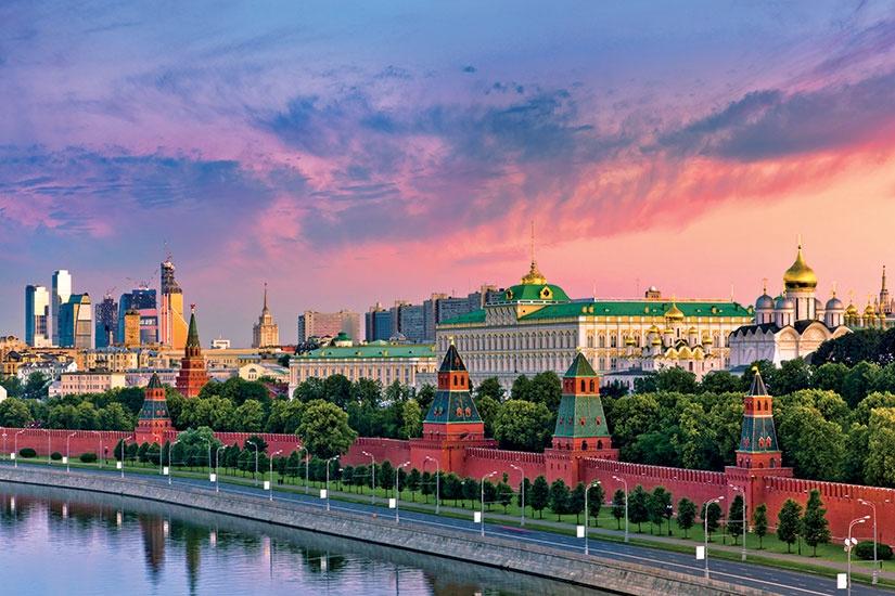 Allemagne - Biélorussie - Pologne - Russie - Circuit Moscou-Paris