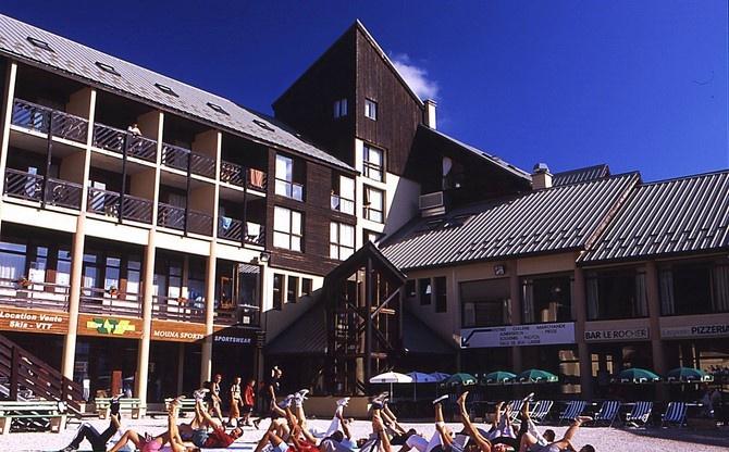 France - Alpes - Gresse en Vercors - Résidence Les Dolomites