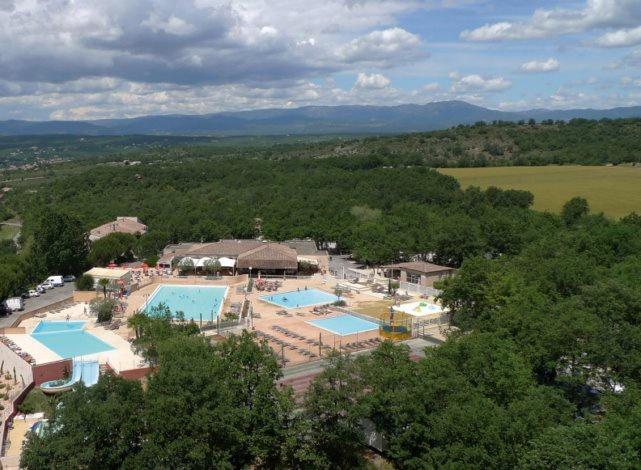 France - Sud Est et Provence - Lagorce - Camping Sunissim Domaine de Chaussy 5*