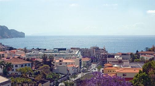 Madère - Ile de Madère - Hôtel Four Views Baia 4*