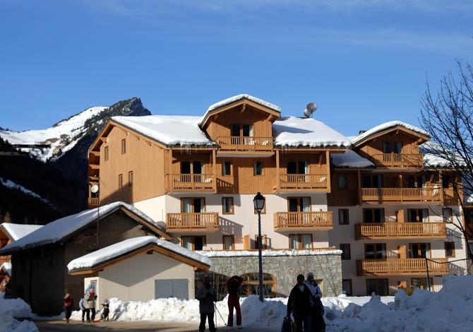 France - Alpes - Pralognan la Vanoise - Résidence Labellemontagne Le Blanchot