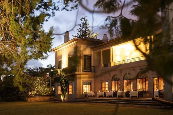 Madère - Ile de Madère - Hôtel Quinta da Casa Branca 5*