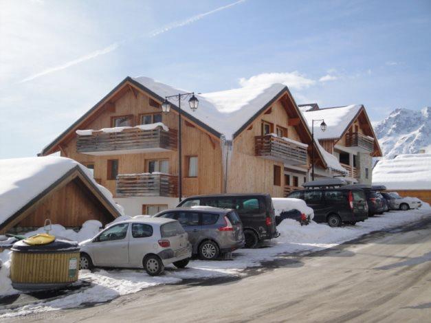 France - Alpes - Vaujany - Résidence Les Valmonts de Vaujany