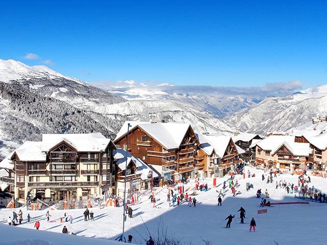 France - Alpes - Valmeinier - VVF Villages Valmeinier