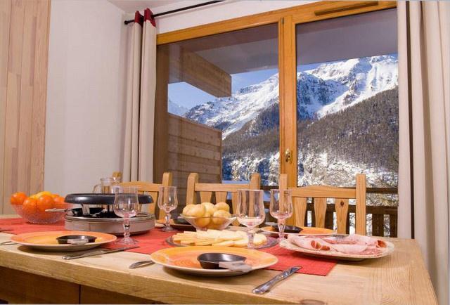 France - Alpes - Les Orres - Résidence Le Balcon des Airelles