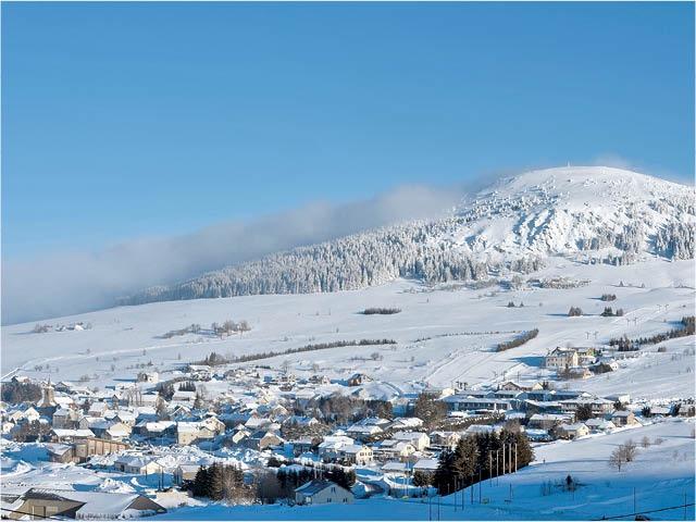 France - Auvergne - Les Estables - VVF Villages Les Estables