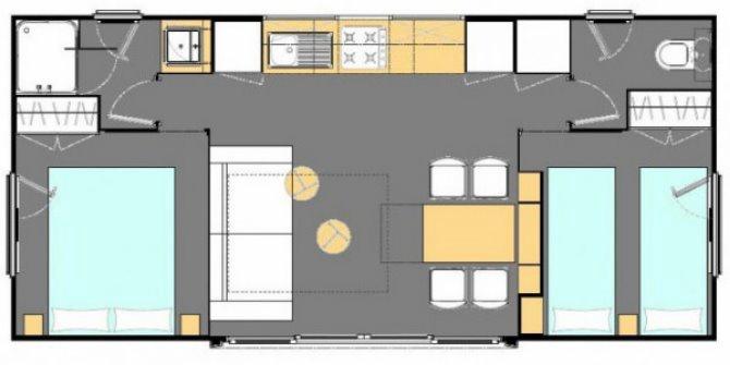 camping la sirene 5 argeles sur mer mediterranee ouest france avec voyages leclerc. Black Bedroom Furniture Sets. Home Design Ideas
