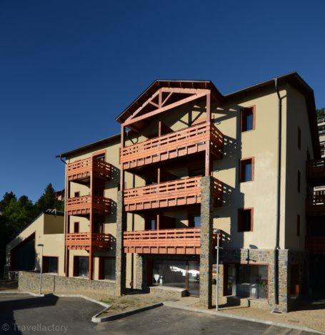 France - Pyrénées - Les Angles - Résidence Les Chalets de l'Isard 4*