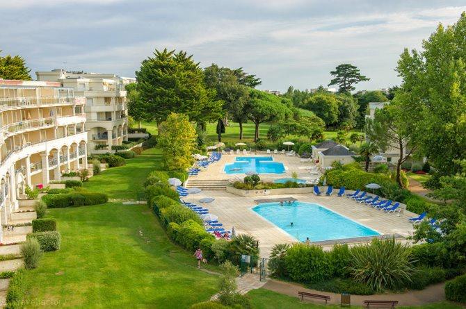 France - Atlantique Nord - La Baule - Résidence Royal Park 3*