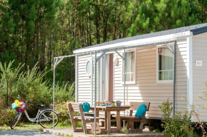 France - Bretagne - Saint Yvi - Camping Bois de Pleuven 4*