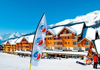 France - Alpes - Saint François Longchamp - Résidence-Club Le Hameau de Saint François