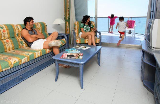 Espagne - Alicante - Costa Blanca - Calpe - Résidence Hipocampos