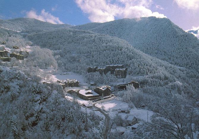 Andorre - La Massana - Apparthôtel Anyos Park