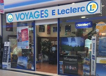 Agences leclerc voyage ile de france for Leclerc varennes