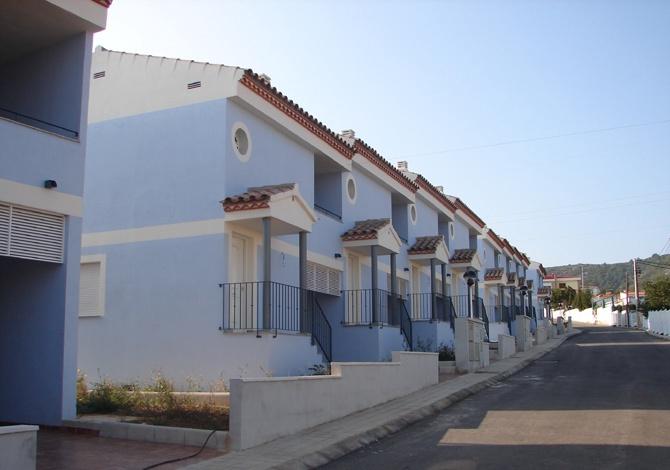 Maisonnettes mitoyennes Villamar - 1