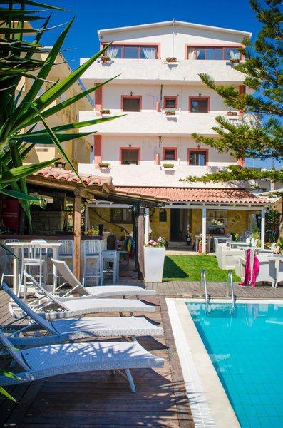 georgia hotel 3 crete crete grece avec voyages leclerc travel evasion ref 485828 avril. Black Bedroom Furniture Sets. Home Design Ideas