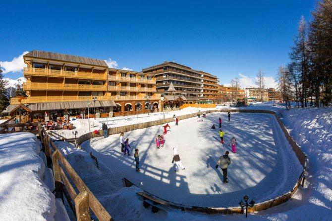 France - Alpes - Pra Loup - Résidence Resort Les Bergers