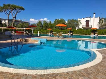 Italie - Latium - Terracina - Top Clubs Cocoon River Palace 4*