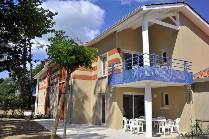 France - Atlantique Sud - Soulac sur Mer - Résidence Villa Marine