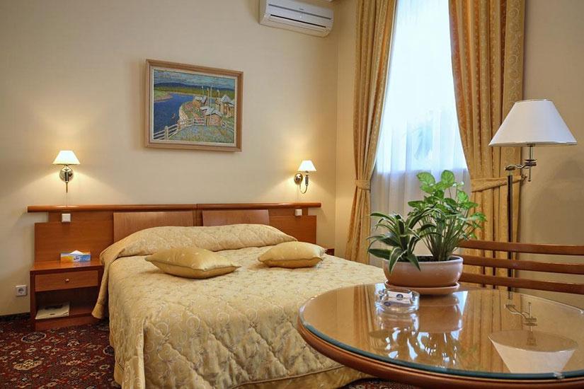 Russie - Moscou - Week-end à Moscou à l'Hôtel Marco Polo Presnya 4*