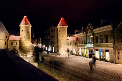 Estonie - Séjour Nouvel An à Tallin