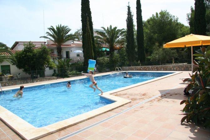 Espagne - Costa Dorada - Calafell - Résidence Can Torrents