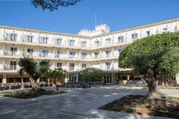 Baléares - Majorque - Espagne - Hôtel Castell Dels Hams 4*